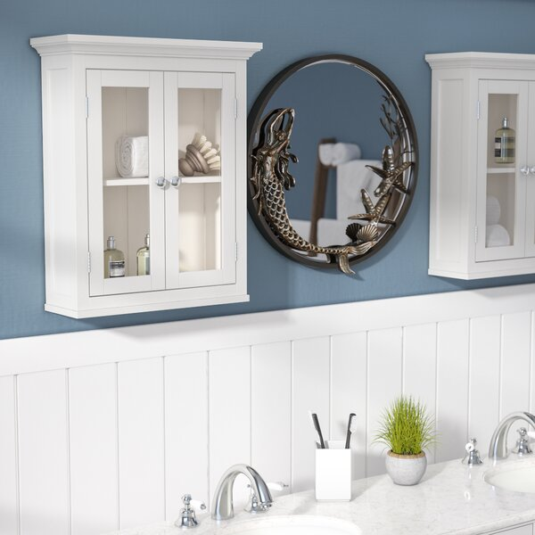 Sumter 20 W x 24 H Wall Mounted Cabinet by Beachcrest Home
