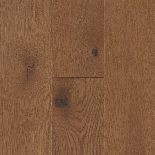 Weathered Appeal 7 Engineered Oak Hardwood Flooring in Brown by Mohawk Flooring