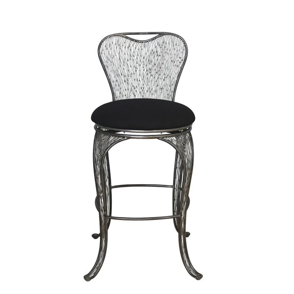 Dream 29 Swivel Bar Stool by Bloomsbury Market