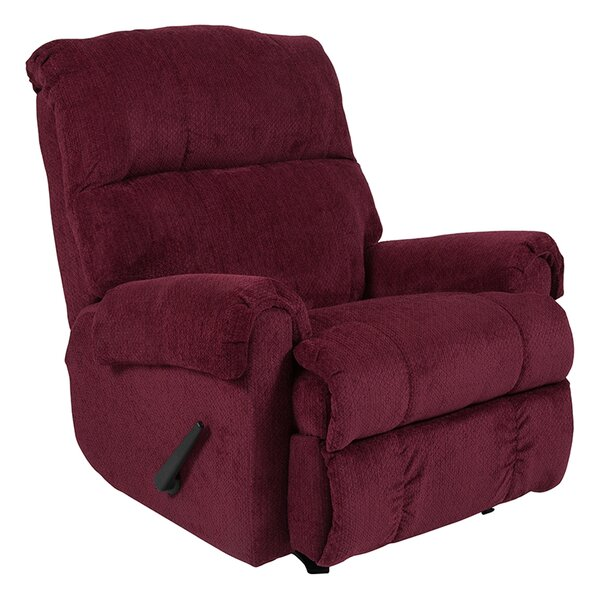 Magnus Super Manual Rocker Recliner by Winston Porter