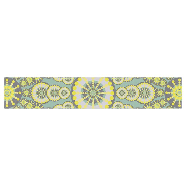 Miranda Mol Equinox Table Runner by East Urban Home