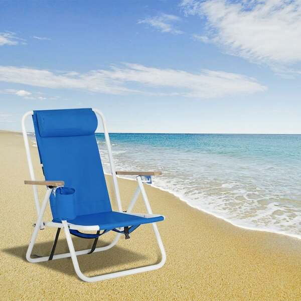 Sukhani Folding Beach Chair by Ebern Designs Ebern Designs