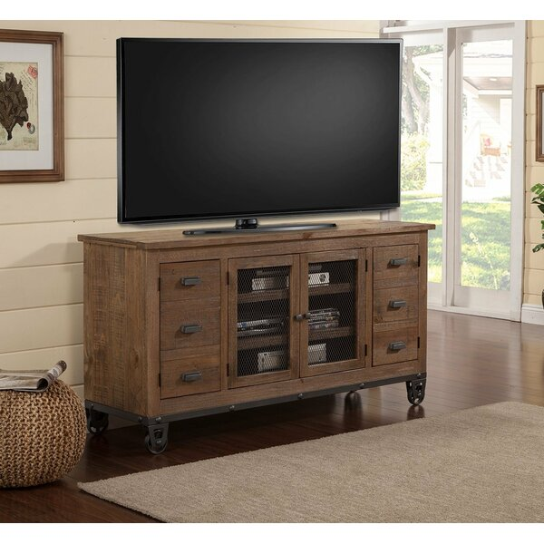 Meldrum Solid Wood TV Stand For TVs Up To 70