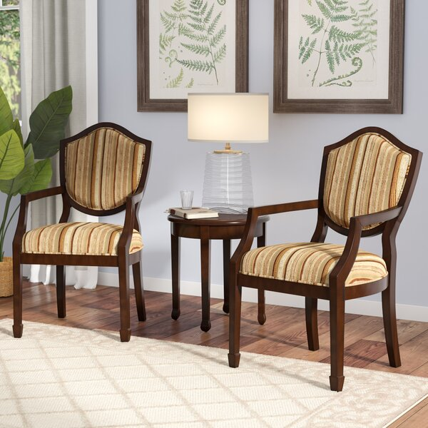 Sargentville Armchair Set by Bay Isle Home