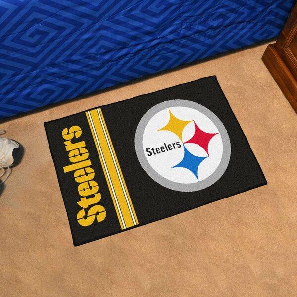 NFL - Pittsburgh Steelers Starter Doormat by FANMATS