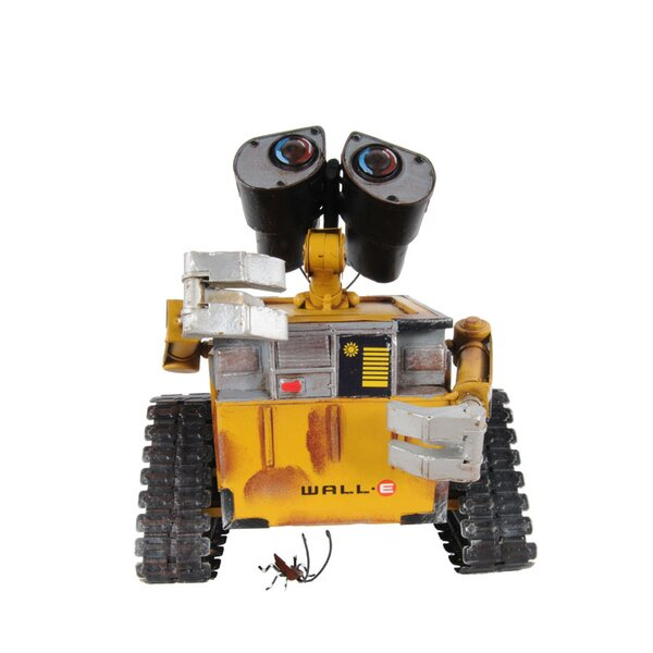 Coleford Wall-E Metal Robot by Zoomie Kids