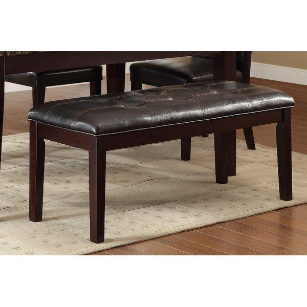 Bishop Upholstered Bench by Red Barrel Studio