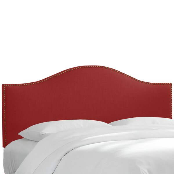 Regil Upholstered Panel Headboard by Brayden Studio