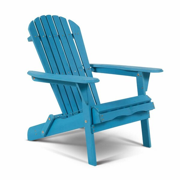 Cabello Solid Wood Folding Adirondack Chair by Breakwater Bay Breakwater Bay