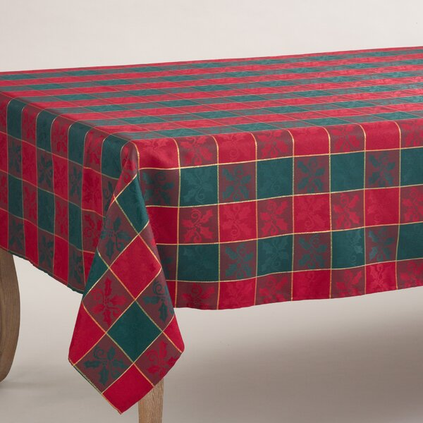 Royal De Noel Tablecloth by The Holiday Aisle