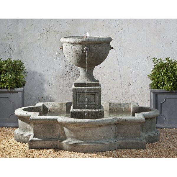 Concrete Navonna Fountain by Campania International