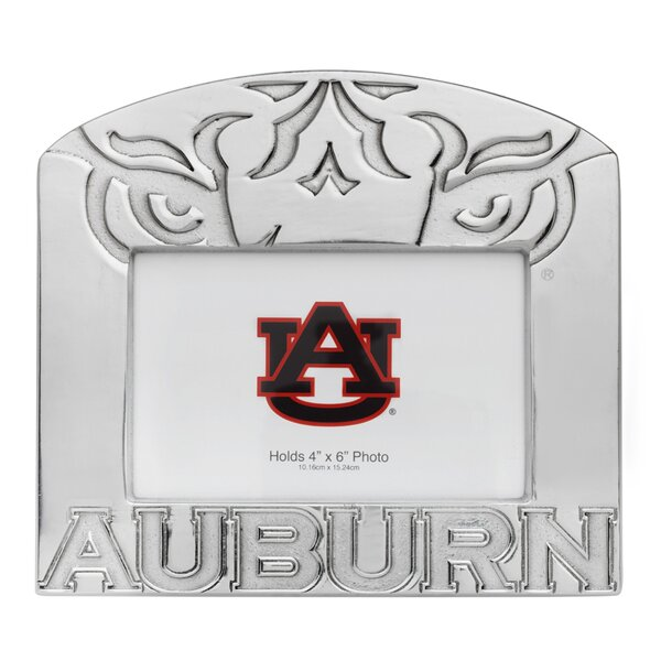 NCAA Auburn University Picture Frame by Arthur Court Designs