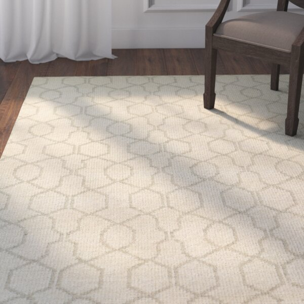 Morton Hand-Knotted Area Rug by Darby Home Co