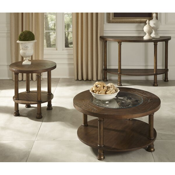 Clockworks 3 Piece Coffee Table Set by Wildon Home ®