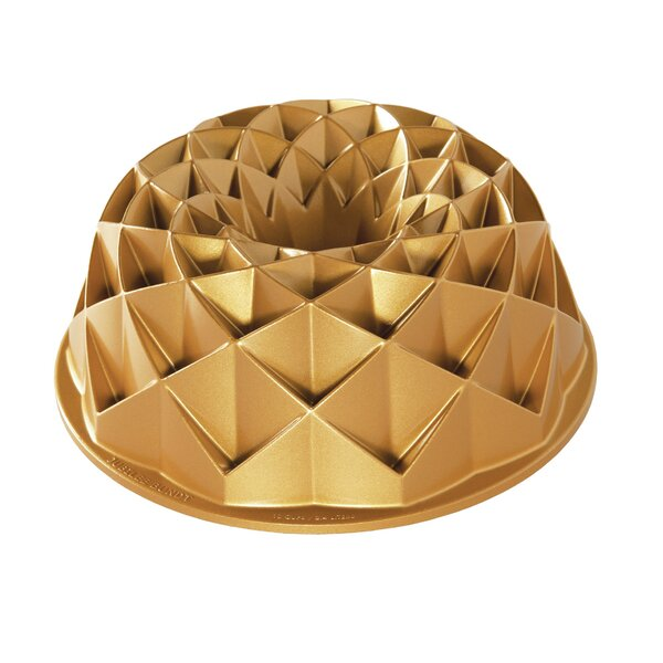 Non-Stick Round Jubilee Bundt Cake Pan by Nordic Ware