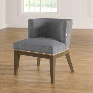 Savings Riverton Barrel Chair ByLaurel Foundry Modern Farmhouse