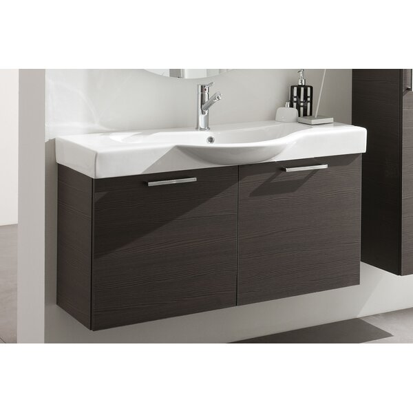 Light 2 41 Single Bathroom Vanity Set by Acquaviva