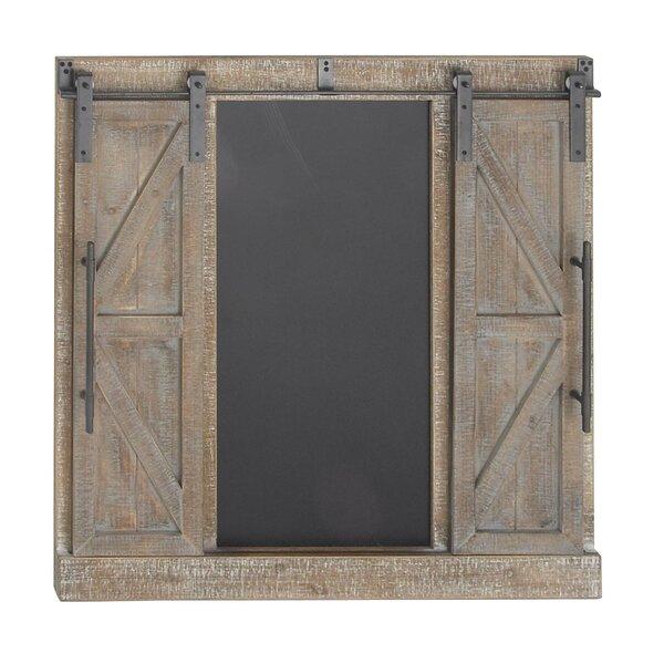 Charmant Cole U0026 Grey Traditional Interior Barn Door Wall Decor U0026 Reviews | Wayfair