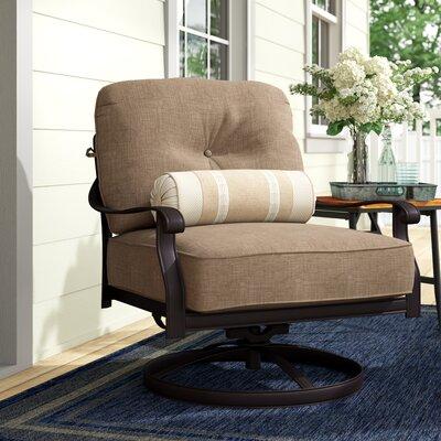 Peachy Three Posts Lebanon Club Patio Chair With Cushion Spiritservingveterans Wood Chair Design Ideas Spiritservingveteransorg