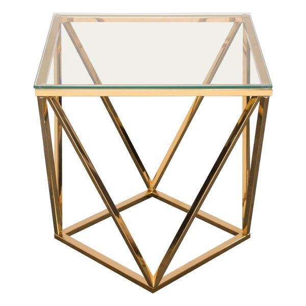 Heitz End Table by Diamond Sofa