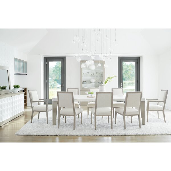 Axiom 9 Piece Dining Set by Bernhardt