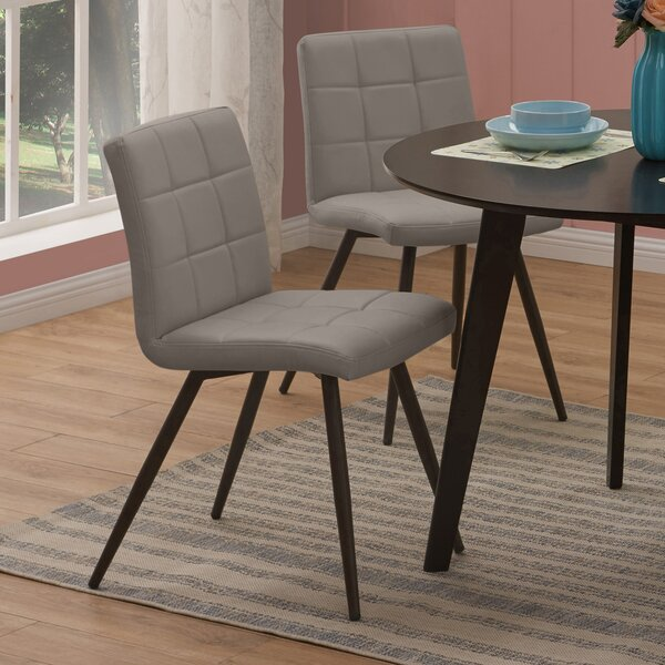 Jarvis Upholstered Dining Chair (Set of 4) by George Oliver