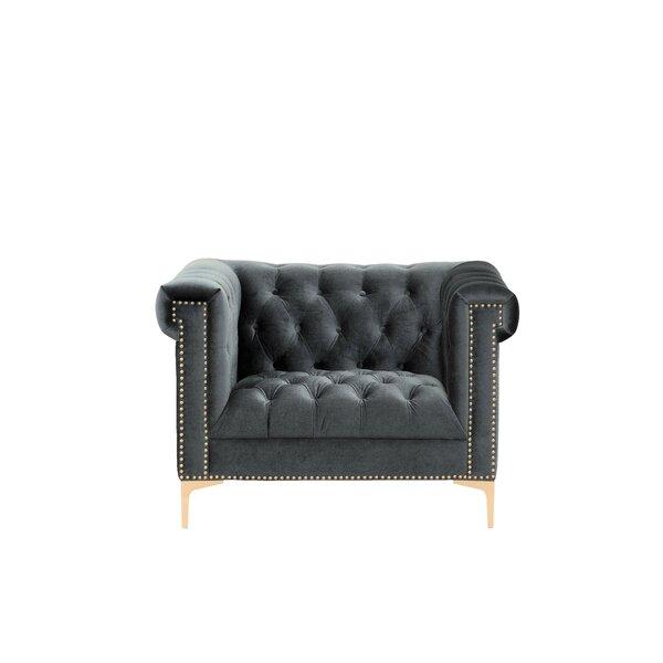 Batts Armchair by Mercer41