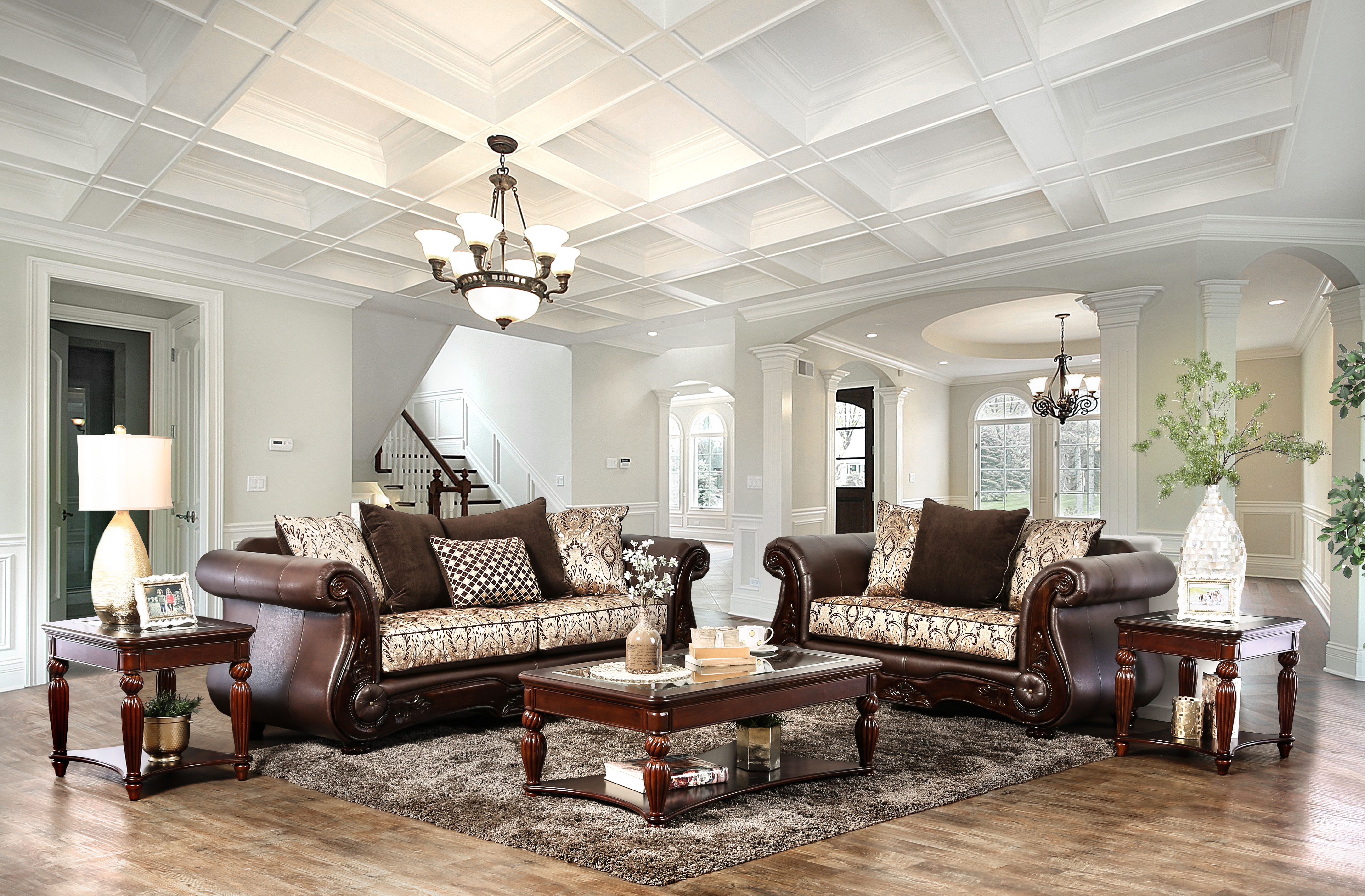 Astoria Grand Dolliver Configurable Living Room Set | Wayfair