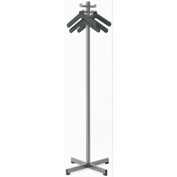 Coat Rack with 4 Hangers by Magnuson Group