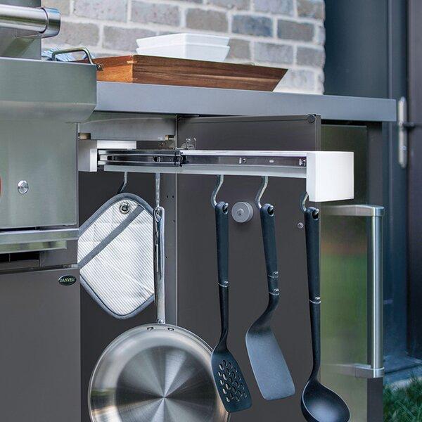 Outdoor Cookware Organizer Hook by Rev-A-Shelf