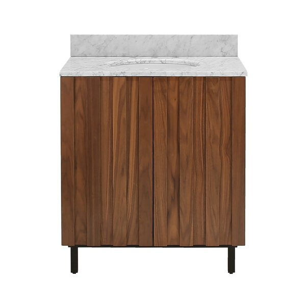 Grant 31 Single Bathroom Vanity Set by Worlds Away