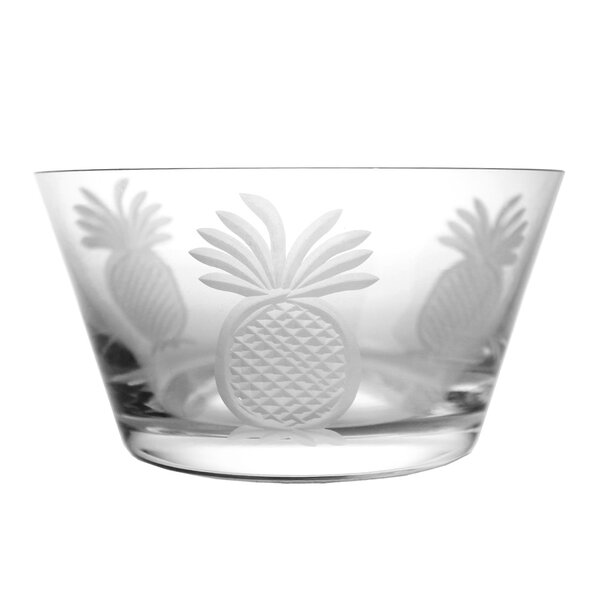 Pineapple Bowl by Rolf Glass