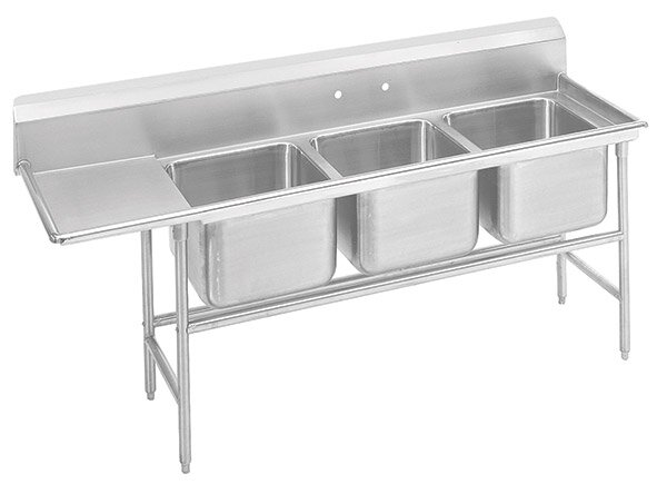 900 Series Free Standing Service Sink by Advance Tabco