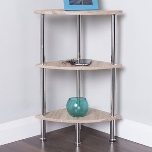 Adelinna Corner Unit Bookcase Latitude Run