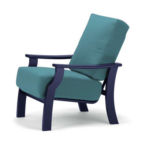 St. Catherine Patio Chair with Cushions by Telescope Casual Telescope Casual