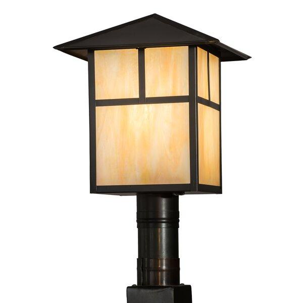 Wydra 1-Light 16 Post Light by Loon Peak