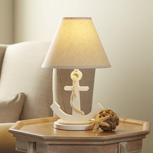 Bevin 19 Table Lamp by Breakwater Bay