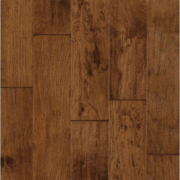 Century Farm 5 Engineered Hickory Hardwood Flooring in Tumbleweed by Armstrong Flooring