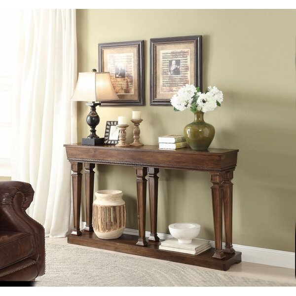 Sylvia Console Table by Charlton Home