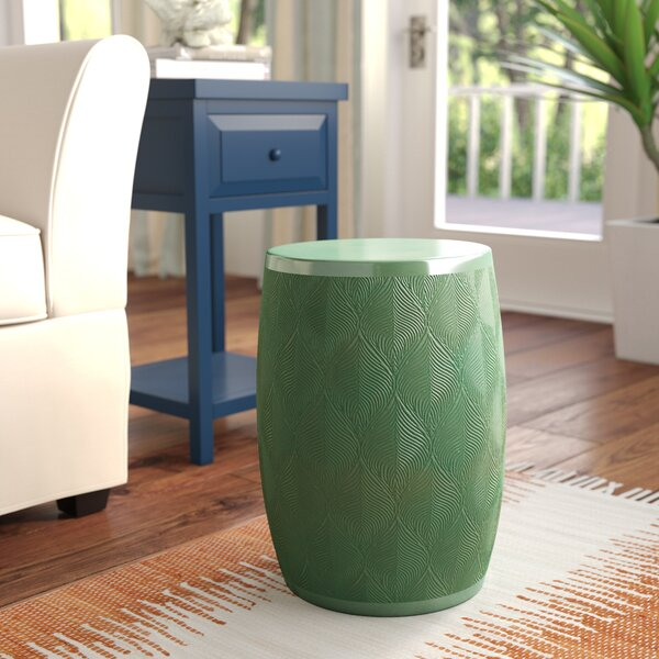 Stave Garden Stool by Bay Isle Home