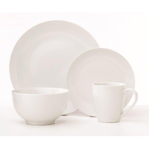 Bullard Classic 16 Piece Dinnerware Set, Service for 4 by Ebern Designs