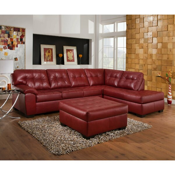 Shoulders Modular Sectional by Winston Porter