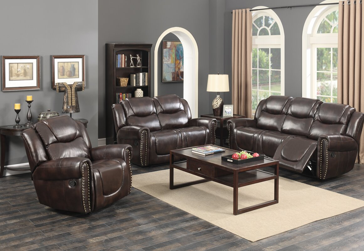 Living In Style Castrol Configurable Living Room Set Reviews