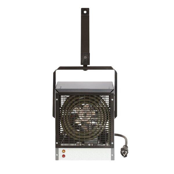 4,000 Watt Electric Fan Wall Mounted Heater By Dimplex