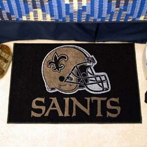 NFL - New Orleans Saints Doormat by FANMATS