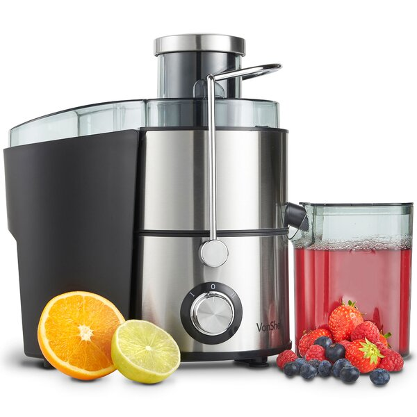 Whole Fruit and Vegetable Juicer by VonShef