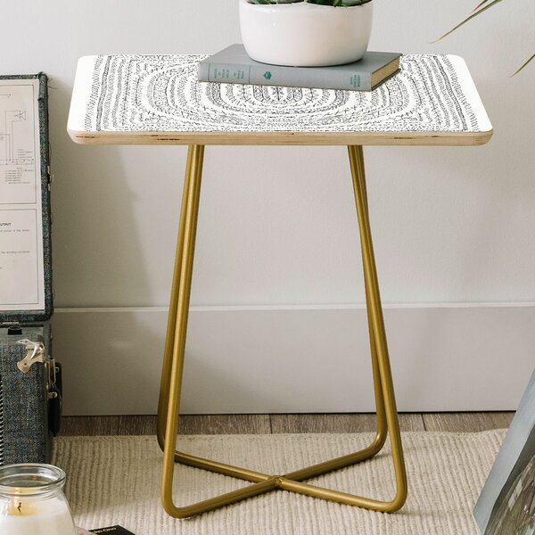 Dash And Ash Sleepy Dream Catcher Square End Table By East Urban Home