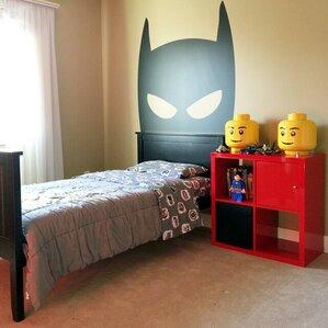 Superheroes Villains Wall Decals Youll Love Wayfair - Superhero wall decals