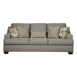 Roland Queen Sleeper Sofa by Alcott Hill
