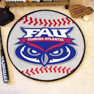 NCAA Florida Atlantic University Baseball Mat by FANMATS